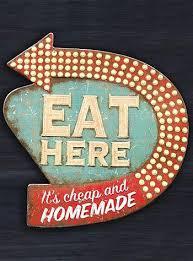 kitchen art eclectic artwork retro diner kitsch kitchen wall art quotthis fun vintage inspired meta