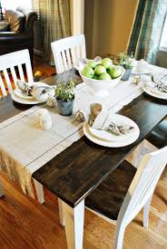 Restaining Kitchen Table Refinishing Dining Room Chairs Grstechus