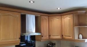 limed oak kitchen units: hand painting a limed oak kitchen in edwalton nottingham hand