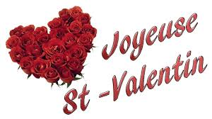 Image result for saint valentine's day in french