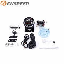 <b>Free shipping CNSPEED 60MM</b> Car Turbo Boost gauge + ...