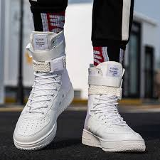 <b>Rommedal</b> high top men canvas sneakers classic skate yellow white ...