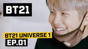 [<b>BT21</b>] <b>BT21</b> UNIVERSE 1 - EP.01 - YouTube