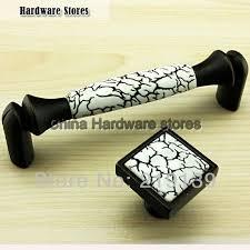 1pc ceramic door bedroom furniture handles and knobs pulls antique white kitchen cabinet dresser drawer bedroom furniture pulls