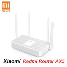 New <b>Xiaomi Redmi Router AX5</b> Wifi 6 Mesh Gigabit 2.4G/5.0GHz ...