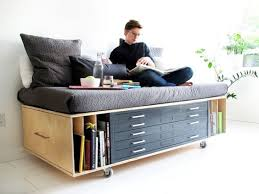 ingenious furniture and storage in one piece furniture in style