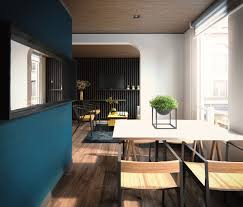 Dining Room Showcase Design 4 Small Apartments Showcase The Flexibility Of Compact Design