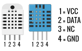 Basics of Interfacing <b>DHT11</b>/<b>DHT22</b> Humidity and Temperature ...