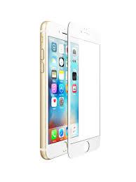 Купить <b>Защитное стекло Ainy для</b> iPhone 6S Plus, белая рамка ...