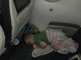 Fly Tot <b>Inflatable</b> Airplane <b>Cushion</b> Review - Baby Can <b>Travel</b>