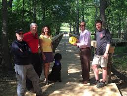 openings archives page of the carrollton menu this past weekend the disc golf course at hobbs farm celebrated their grand opening the beautiful bridge in the picture was paid for carroll county