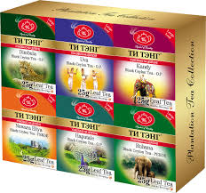 <b>Tea Tang</b> Плантационный <b>черный</b> листовой <b>чай</b>, 150 г — купить в ...