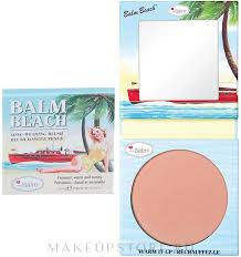 TheBalm Balm <b>Beach Blush</b> - <b>Румяна</b> | Makeupstore.ru