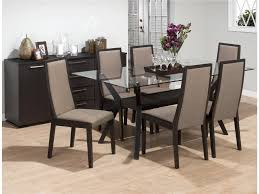 Dining Room Sets Glass Table 21 Awesome Images Dining Sets With Glass Tops Dining Decorate