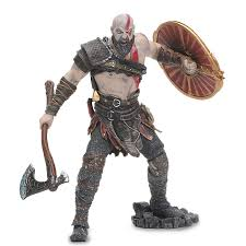 18cm <b>NECA Toys Game God</b> of War 4 Kratos PVC Action Figure ...