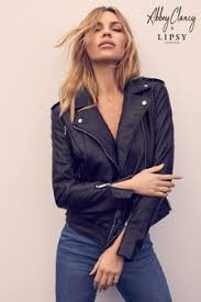 Womens <b>Faux Leather Jackets</b> | Leather Look Jackets | Next UK