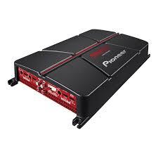 <b>GM</b>-<b>A6704</b> - 4-Channel Bridgeable Amplifier with Bass Boost ...