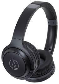 <b>Беспроводные наушники Audio-Technica ATH-S200BT</b>, черный ...