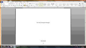 how to create a title page bibliography format related for 3 how to create a title page