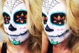 sugar skull tutorial collab w allinicoleee and makeupwithjah