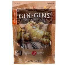 Отзывы The Ginger People, <b>Gin Gins</b>, <b>жевательное имбирное</b> ...