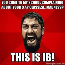 IB on Pinterest | Meme, International Baccalaureate and Student via Relatably.com