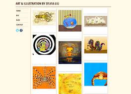 sylvia liu land how to make an art portfolio on blogger how to make an art portfolio on blogger