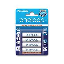 ≡ <b>Аккумулятор Panasonic</b> eneloop 750mAh <b>AAA</b> – купить по ...