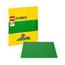 <b>Lego Classic строительная пластина</b> зеленого цвета 10700 ...