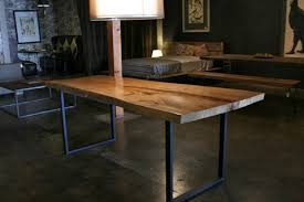 cheap loft western style rustic furniture dining tables and chairs made of solid wood wrought iron imitation rust old bench re in dining tables from cheap loft furniture