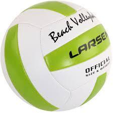<b>Мяч</b> волейбольный <b>Larsen Beach</b> Volleyball Green, 356921 ...