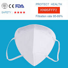 China FFP2 Facial 5 Ply N95 <b>KN95 Face Mask Dustproof</b> Respirator ...
