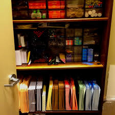 organized office supply closet at work awesome job tanya wanzer awesome organize office