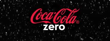 Resultado de imagen de coke zero