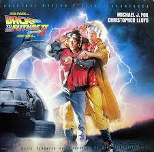 Back To The <b>Future</b> II - Music From The Motion Picture Soundtrack ...