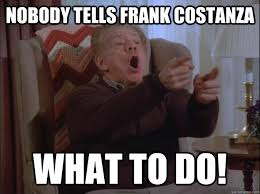 I worked out with a dumbell today I feel vigorous - Frank Costanza ... via Relatably.com