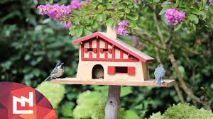 <b>DIY bird house</b> - YouTube