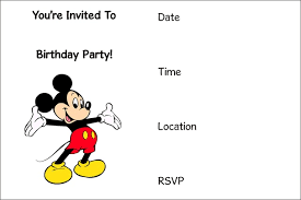 Boys Kids Birthday Invitations Template | Free Invitations Ideas Boys Kids Birthday Invitations Template - <p>Young ones Birthday Bash Invitations Template –