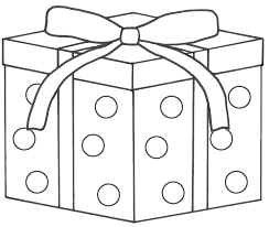 present coloring page com to print present coloring page 78 about remodel coloring for kids present coloring page