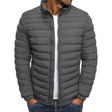 <b>ZOGAA Hot Sale</b> Men Winter Jackets Chest Exquisite Pocket Simple ...