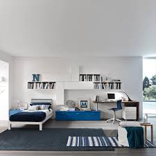 boys bedroom furniture set with bed modular wall unit study desk beds at my italian living ltd blue kids furniture wall