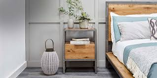 Oak <b>Bedside Tables</b> | Wooden <b>Bedside Cabinets</b> | Oak Furnitureland