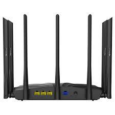 <b>Tenda AC23</b> dual Gigabit router 2100m <b>wireless home</b> 5g dual ...