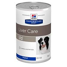 <b>Hill's Prescription Diet L/D</b> Liver Care Wet Food Can for Dogs 370 g ...