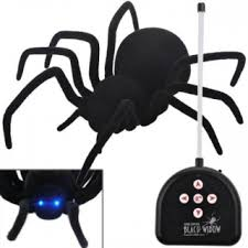 <b>Робот</b>-<b>паук Cute</b> Sunlight Black Widow инфракрасном управление ...