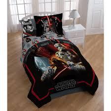sign girls bedding sets jcpenney star wars episode vii the force awakens twin comforter set