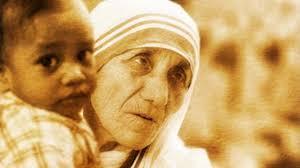 Resultado de imagen para Madre Teresa santa