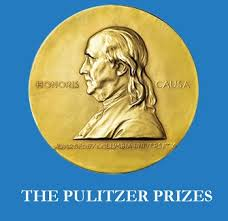 Image result for Pulitzer prize for journalism