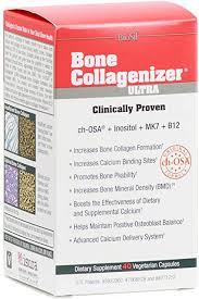 BioSil by Natural Factors, Bone Collagenizer Ultra ... - Amazon.com