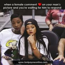 Rihanna Meme on Pinterest | Boyfriend Memes, Drake Meme and ... via Relatably.com